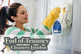 End of Tenancy Cleaning London N1