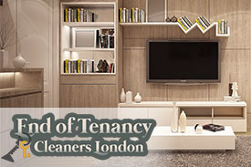 End Of Tenancy Cleaning London N10