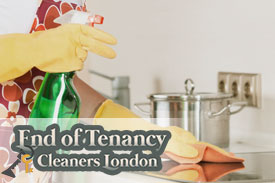 End of Tenancy Cleaning London N17