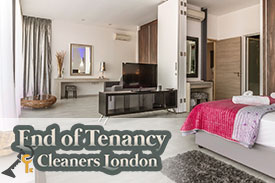 End Of Tenancy Cleaning London N3