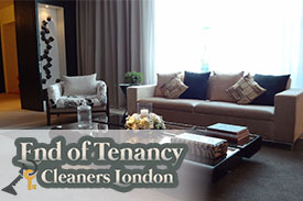End Of Tenancy Cleaning London N5