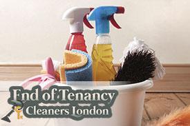 End Of Tenancy Cleaning London N8