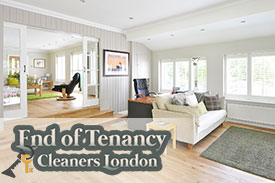 End Of Tenancy Cleaning London NW3