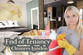 Tenancy Cleaning London
